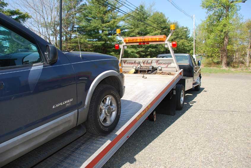 Wallingford Tow Truck